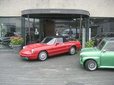 Autobedrijf TBO in Tilburg